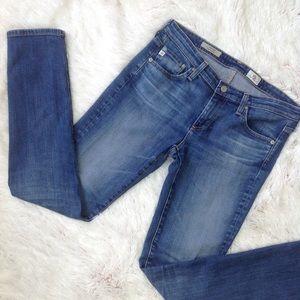 AG Adriano Goldschmied skinny jeans SZ 28R